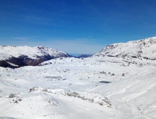 Disfruta en Canfranc de las últimas nevadas